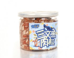 100g三文鱼粒