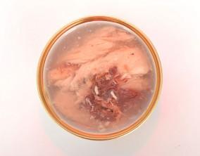 金枪鱼白肉+牛肉